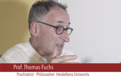 The embodied mind: intervista a Thomas Fuchs